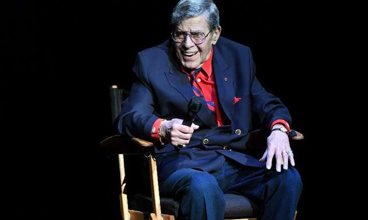 Jerry Lewis, aici în septembrie 2016 (Foto: Ethan Miller/GETTY IMAGES NORTH AMERICA/AFP)